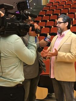 Entrevista at NCLAFF