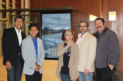 the cast of The Highway