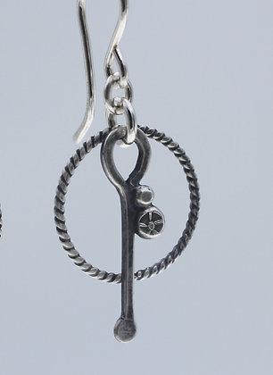 E-1509 Little Key Rings