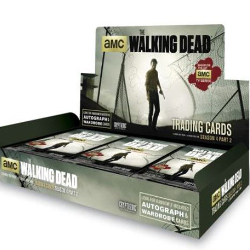 2016 Cryptozoic The Walking Dead Season4 Part2