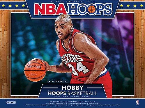 NBA 2019-20 Panini HOOPS Hobby box #NBA #ZION #八村塁