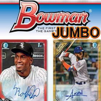 MLB 2018 BOWMAN JUMBO 1BOX #大谷翔平
