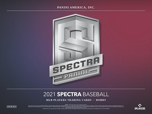 MLB 2021 PANINI SPECTRA Baseball box #大谷翔平サイン #イチロー #メジャーリーグ