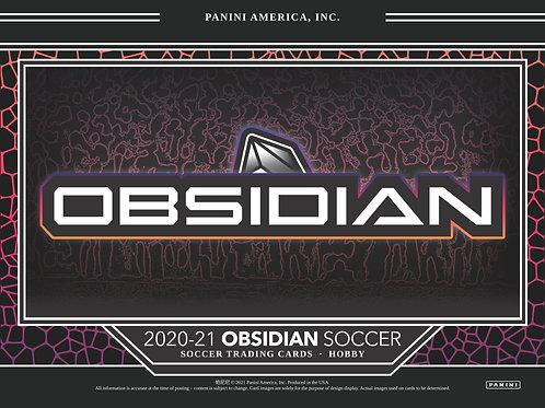 SOCCER 2020-21 PANINI OBSIDIAN box #Panini #サッカー #パニーニ