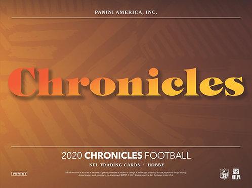 NFL 2020 PANINI CHRONICLE box #Football #アメフト #NFL #パニーニ