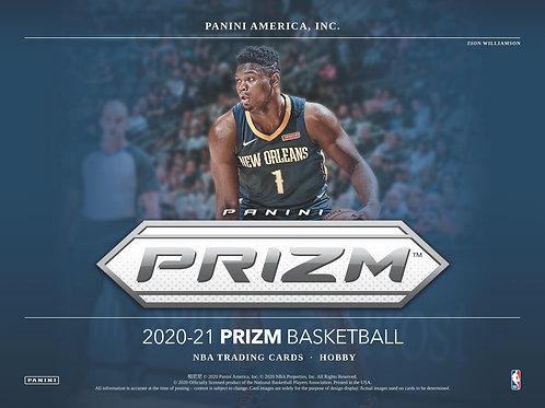 NBA 2020-21 Panini PRIZM HOBBY box #NBA #LameloBall #Panini #AnthonyEdwards