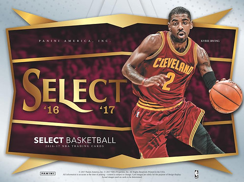 NBA 2016-17 Panini SELECT BOX #BenSimmons #Pascal