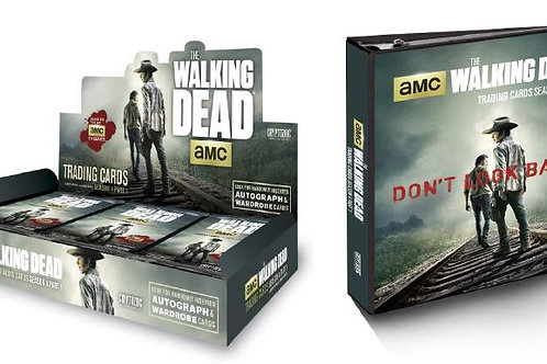 2016 Cryptozoic The Walking Dead Season4 Part1
