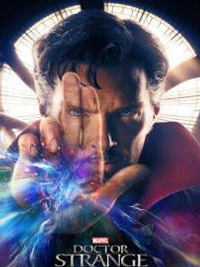 映画トレカ 2016 UD Marvel Dr STRANGE BOX #マーベル #ドクターストレンジ