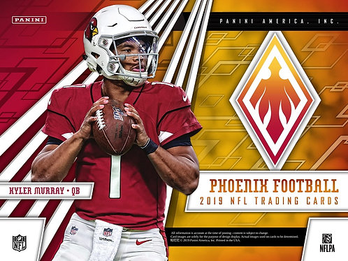 NFL 2019 PANINI PHOENIX box #Football #アメフト #NFL #パニーニ
