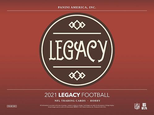 NFL 2021 PANINI LEGACY box #Football #アメフト #NFL #パニーニ