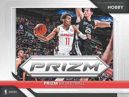 NBA 2018-19 Panini PRIZM HOBBY Basketball box #バスケカード #NBA #YutaWatana