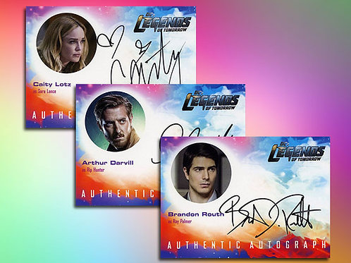 海外ドラマ 2018 Cryptozoic DC Legends of Tomorrow Seasons 1 & 2