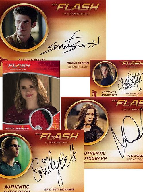 海外ドラマ 2016 Cryptozoic The Flash Season 2 #FLASH