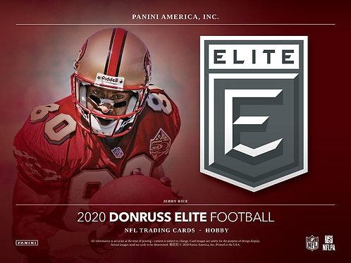 NFL 2020 PANINI ELITE Hobby box #Football #アメフト #NFL #パニーニ
