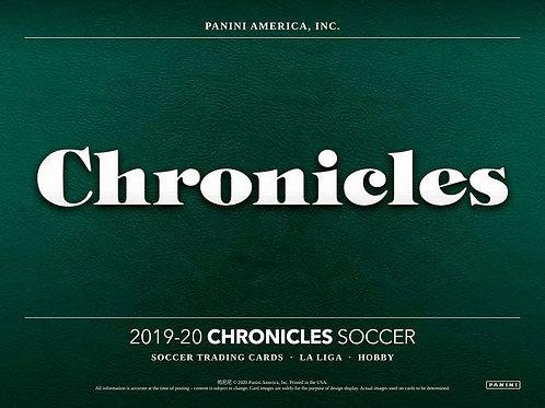SOCCER 2019-20 PANINI CHRONICLE box #パニーニ #PANINI #サッカー #KUBO