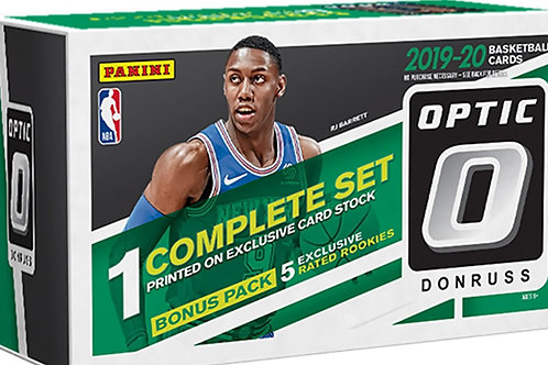 NBA 2019-20 Panini OPTIC COMPLETE set box #NBA #ZIONWILLIAMSON #八村塁 #JaMorant
