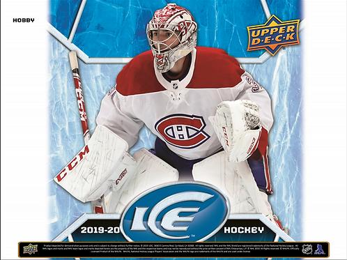 NHL 2019-20 UD Upper Deck ICE box #Hockey #NHL #アイスホッケー