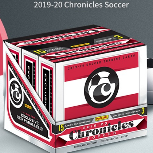 SOCCER 2019-20 PANINI CHRONICLE CHINA box #パニーニ #PANINI #サッカー #KUBO
