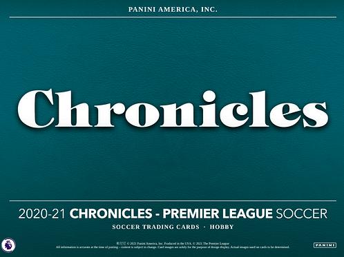 SOCCER 2020-21 PANINI CHRONICLES HOBBY box #PANINI #パニーニ #サッカー