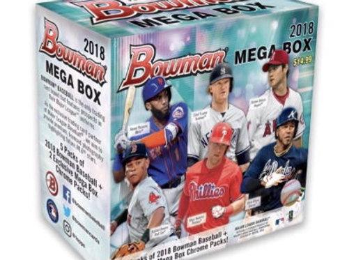 MLB 2018 BOWMAN MEGA BOX #大谷翔平 #大谷カード