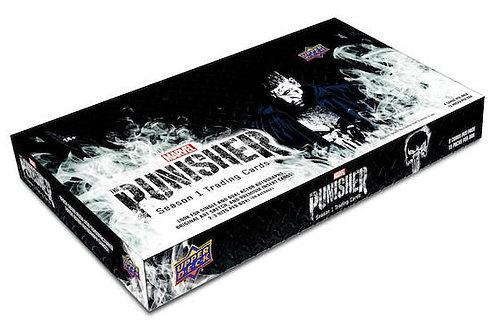 MARVEL 2020 Upper Deck The Punisher Season 1 box #punisher #マーベル #サインカード