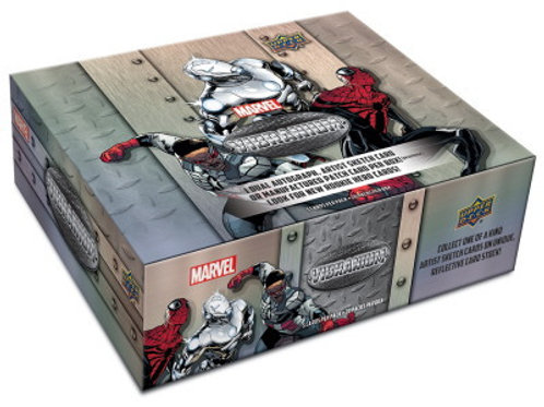 2015 UD Upper Deck Vibranium box #SKETCH #Marvel #アメコミ