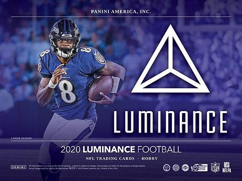 NFL 2020 PANINI LUMINANCE box #Football #アメフト #NFL #パニーニ