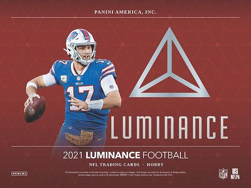 NFL 2021 PANINI LUMINANCE box #Football #アメフト #NFL