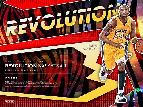NBA 2019-20 Panini REVOLUTION Hobby box #NBA #ZION #八村塁 #JaMorant
