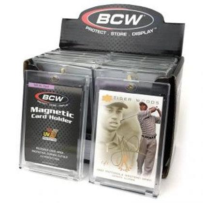 BCW MAGNETIC CARD HOLDER 箱売 35PT 55PT 75PT 100PT 130PT 180PT 360PT #収集用品