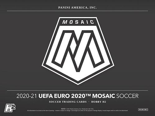 SOCCER 2020-21 PANINI MOSAIC EURO H2 box #PANINI #パニーニ #サッカー