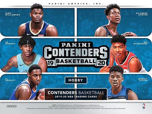 NBA 2019-20 Panini CONTENDERS box #NBA #ZION #八村塁 #JaMorant