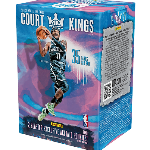NBA 2019-20 Panini COURT KINGS AUS box #NBA #ZION #八村塁 #JaMorant