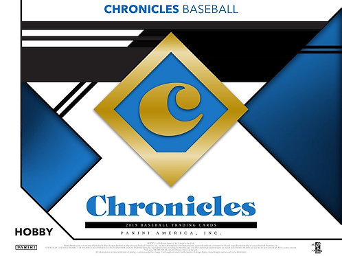 MLB 2019 PANINI CHRONICLE box #MLB #大谷翔平 #GUERREROJR #ALONSO