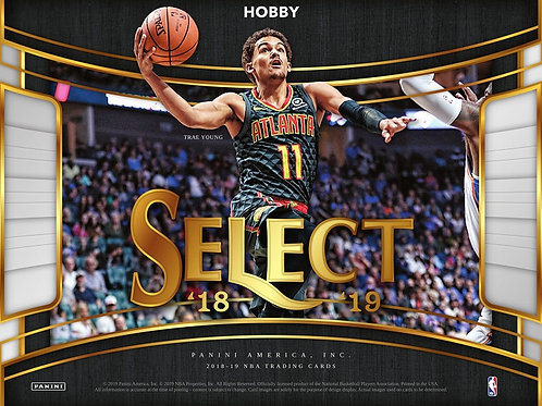 NBA 2018-19 Panini SELECT Basketball box #バスケカード #NBA #Doncic