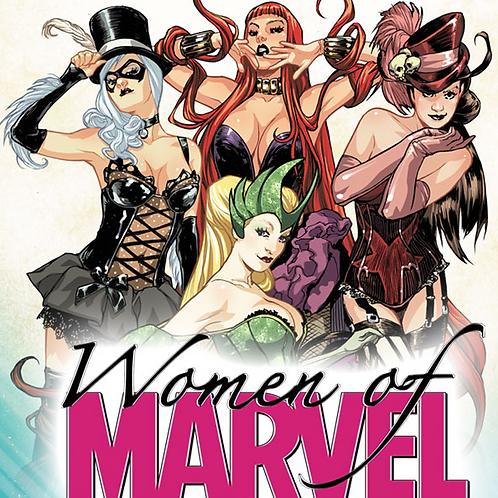 2013 Rittenhouse Marvel Woman of Marvel Ser.2 box #SKETCH #マーベルコミックス #MARVEL