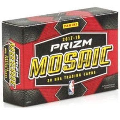 NBA 2017-18 Panini PRIZM MOSAIC BOX #MITCHELL #TATUM