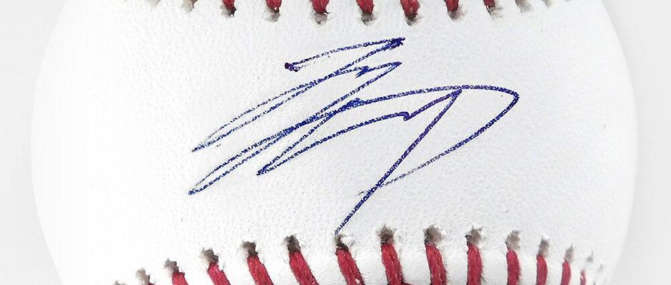 大谷翔平 MLB公式球 直筆サインボール ☆彡1ST SIGNING #OHTANI #大谷翔平 #サイン