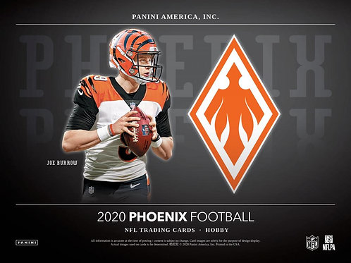 NFL 2020 PANINI PHOENIX box #Football #アメフト #NFL #パニーニ