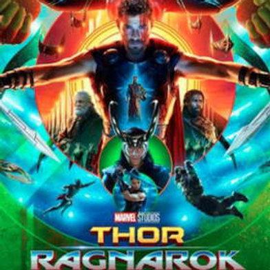 映画トレカ 2017 UD Marvel Thor Ragnarok #マーベル #HEMSWORTH