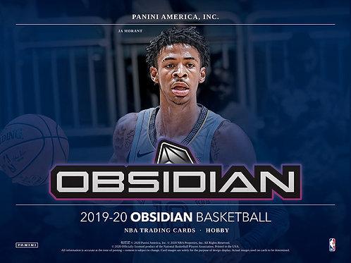 NBA 2019-20 Panini OBSIDIAN box #NBA #ZIONWILLIAMSON #八村塁 #JaMorant