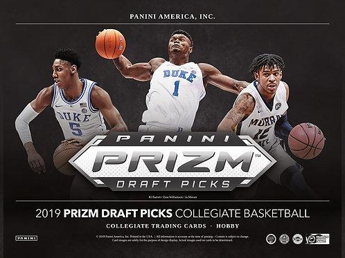 NBA 2019-20 Panini PRIZM DRAFT 1box #バスケカード #NBA #ZION #八村塁