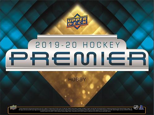 NHL 2019-20 UD Upper Deck PREMIER box #Hockey #NHL #アイスホッケー