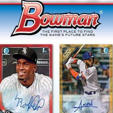 MLB 2018 BOWMAN HOBBY 1BOX #大谷翔平
