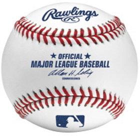 RAWLINGS MLB #メジャーリーグ #公式球 紙箱 MAJOR LEAGUE BASEBALL #MLB #野球 #ボール