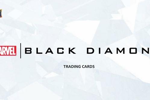 2021 Upper Deck UD BLACK DIAMOND box #Marvel #マーベル #スケッチカード