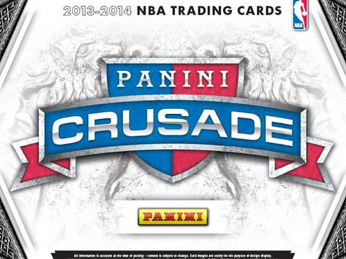 NBA 2013-14 Panini CRUSADE Basketball #GIANNIS