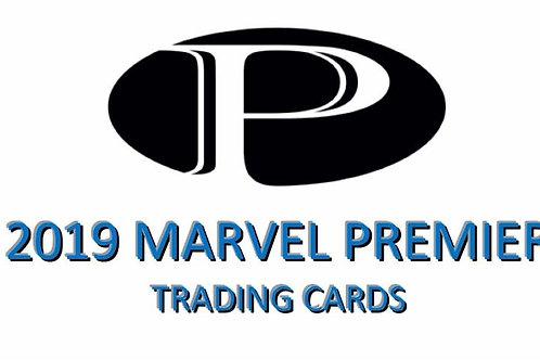スケッチ系 2019 UD MARVEL PREMIER Box #SKETCH #MARVEL
