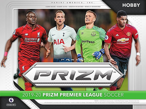 SOCCER 2019-20 PANINI PRIZM English Premier League box #パニーニ #PANINI #SOCCER